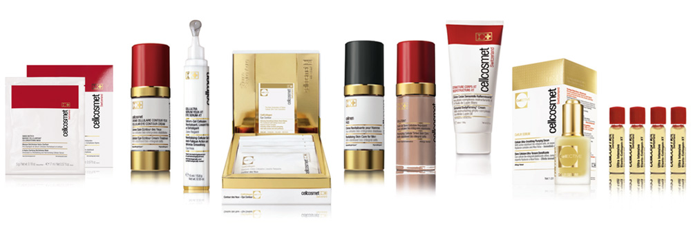 cellcosmet products
